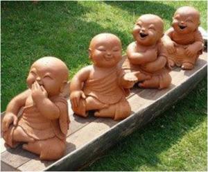 lachende babies